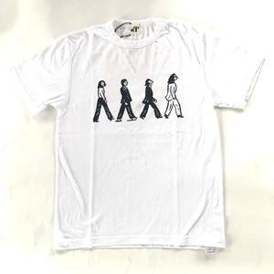 Tシャツ クリストファーブラウンイラスト
