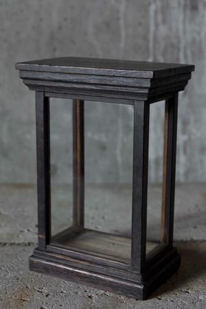 ミニ木枠ガラスケース