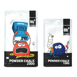 【8b+】エイトビープラス【Powder Chalk 250g】パウダーチョーク 250g