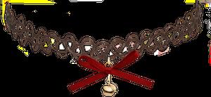 白雪姫のチョーカー(ネックレス/No3)