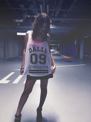 【DALLE】タンクトップ<white>