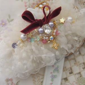 【11/2 21:00-】ポワポワクリップ ホワイトクリスマス