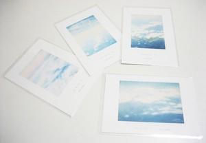 ポストカード 「sky worldセット」