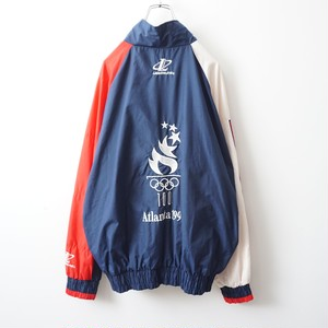 LOGO ATHLETIC Atlanta Olympic nylon-jacket 1929