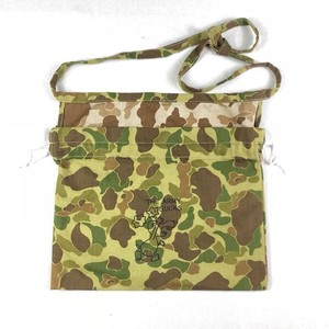 "3-Way Red Cross Bag, ""The Army Sucks"""