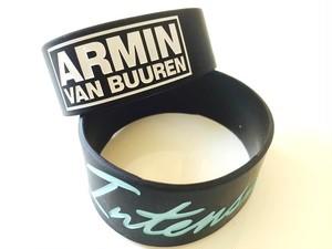 ARMIN VAN BUUREN / INTENSE シリコンリストバンド