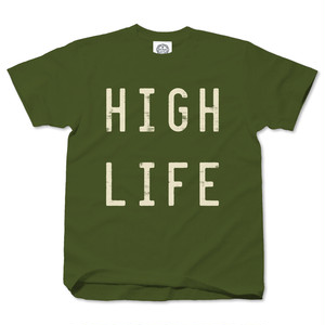 HIGH LIFE olive