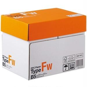 PPCペーパータイプFW:B5判(2,500枚:500枚×5冊)