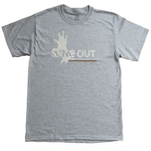 SYNC OUT Tee HGY