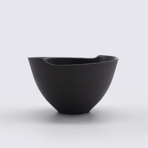 NINJYA POT - 波 Sサイズ 黒