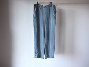 『GALERIE VIE』Easy Semi-wide Pants