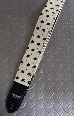 Couch Guitar Strap Royal Palms