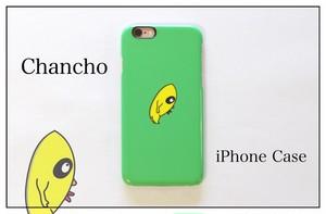チャンチョ iPhoneケース