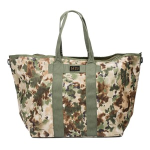MIS-1008 SUPER TOTE BAG - COVERT WOODLAND