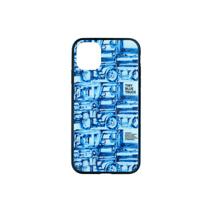 iPhone Case -TINY BLUE TRUCK-