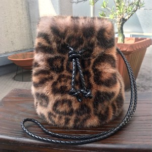 ECO Fur Drawstring Bag <送料無料>