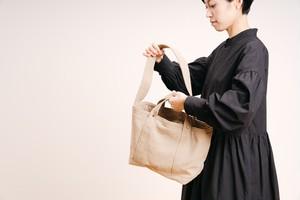 TOOL TOTE・S[ツクリテ別注]beige / TEJIKA