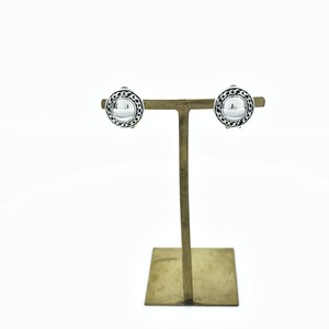 UCE-16 Eternal Circle Clip earrings