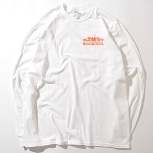 【XLサイズ】5K RACE TO WELLNESS L/S TEE 長袖Tシャツ WHITE ホワイト XL 400601200154