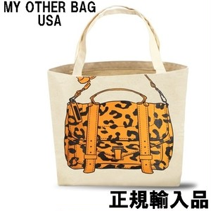 My Other Bag マイアザーバッグ トートバッグ キャンバス EMMA CHEETAH 正規品