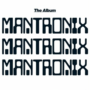 Mantronix - The Album(CD)