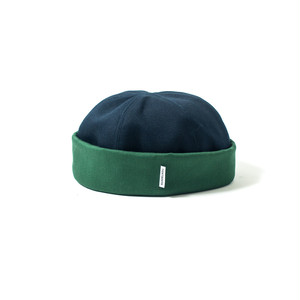 Tightbooth COTTON ROLL CAP  NAVY GREEN タイトブース キャップ