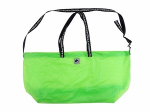 NYLON CAMP BAG GREEN 18AW-FS-63