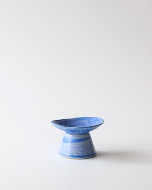 サンゴのフラワーベース(ブルー) 花瓶