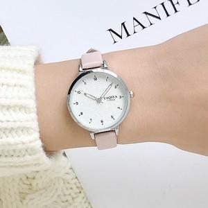 【ACC】ファッション合金レザークォーツ時計腕時計26550670