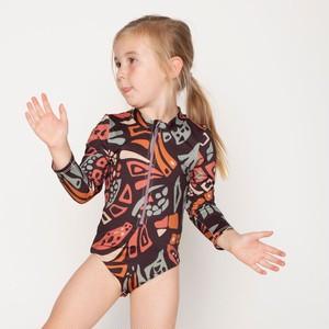 【mini seea】Sandpiper bodysuit -Nelita