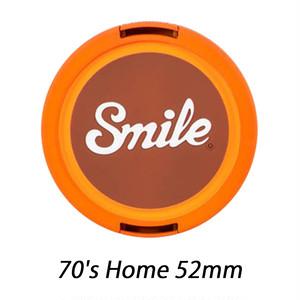 スマイル レンズキャップ 70's Home 52mm 【Smile lens caps】 sml1705304