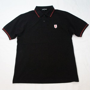 St. Geoge Polo Shirt  Black