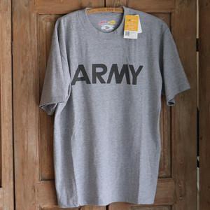 SOFFE《アーミー反射プリントTシャツ》