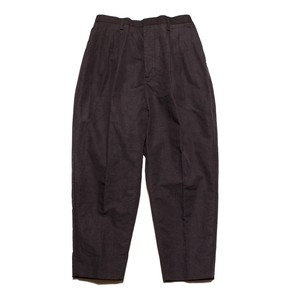 Tuck Tapered Pants -black <LSD-AI1P4>