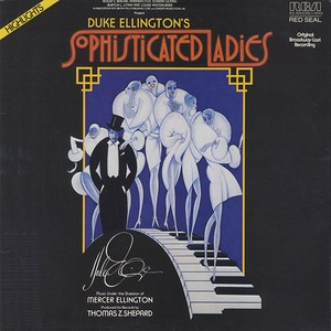 Duke Ellington ‎/ Duke Ellington's Sophisticated Ladies (LP)