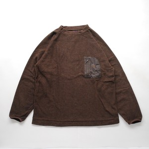 THE NORTH FACE PURPLE LABEL Pack Field Fleece Crew