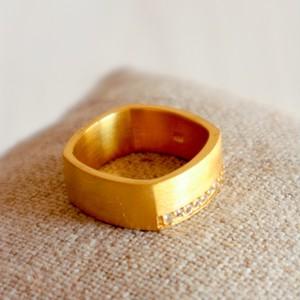 Hattsh Ring(SV+K18GP)