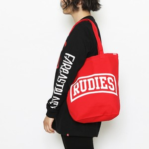 RUDIE'S / ルーディーズ | EMBER TOTEBAG :Red