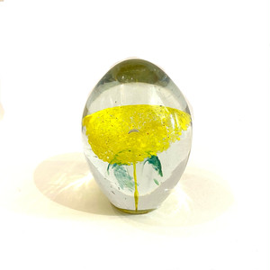 SA320 黄色いお花の水中花