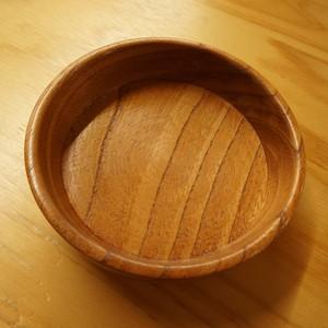 クロサキ工芸 / けやきの皿(ミニサイズ)