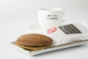 コーヒーどら焼き 1個 ~長崎堂×ワダコーヒーコラボ商品~