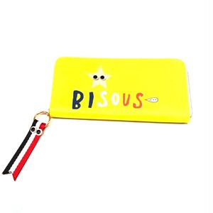 Zip Wallet Yellow