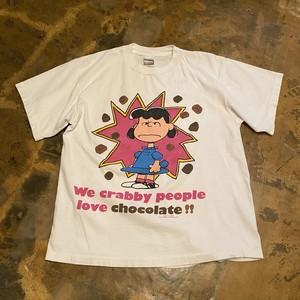 Print T-shirt / LUCY