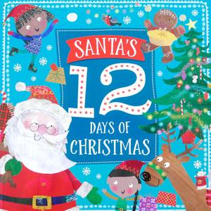 Santas 12 Days Of Christmas Book(難易度:やさしめ)