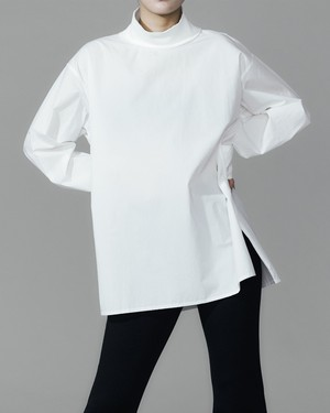 【人気商品】TURTLE NECK SHIRT