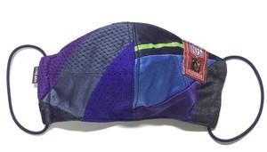 【デザイナーズマスク 吸水速乾COOLMAX使用 日本製】NFL CRAZY PATTERN SPORTS MASK CTMR 1113020
