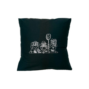 KTSB - SARU Cushion (Black)