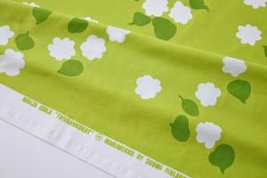 vintage MARIMEKKO TAIVAANKUKAT fabric  / ヴィンテージ マリメッコ タイヴァーンクカット ファブリック