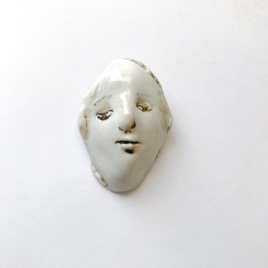 brooch「FACE」 #002