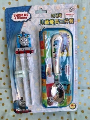 トーマス エジソン箸&スプーン ケースSET